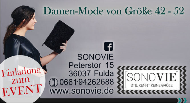 Das SONOVIE-Event am 02.11.2017