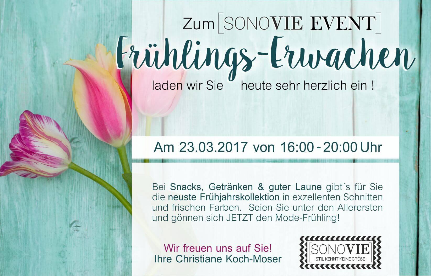 SONOVIE-Event