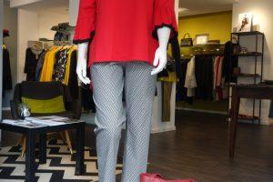 Unser Look der Woche – Glencheck wieder in Mode