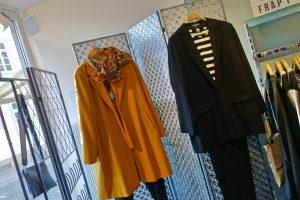 Unser Look der Woche – ob Outdoormantel oder Anzug = SONOVIE liefert