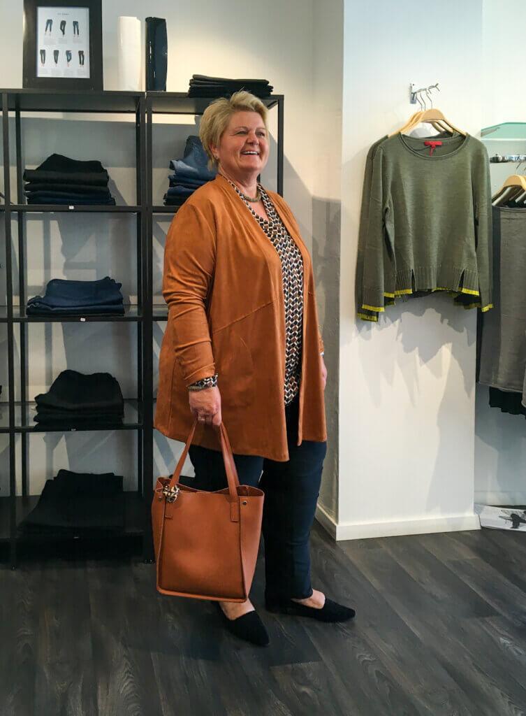 Unser Kunden-Look der Woche: Alltagstauglich mit Stil