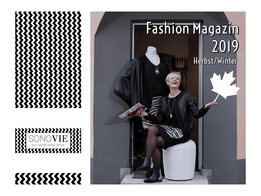 Noch mehr Mode, noch mehr Style mit unserem Fashion Mag Herbst/Winter