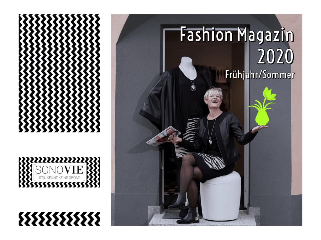 Neue Frühjahrskollektion & neues Fashionmag
