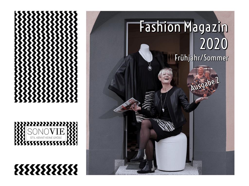 Lesen Sie die zweite Ausgabe unseres Fashionmags