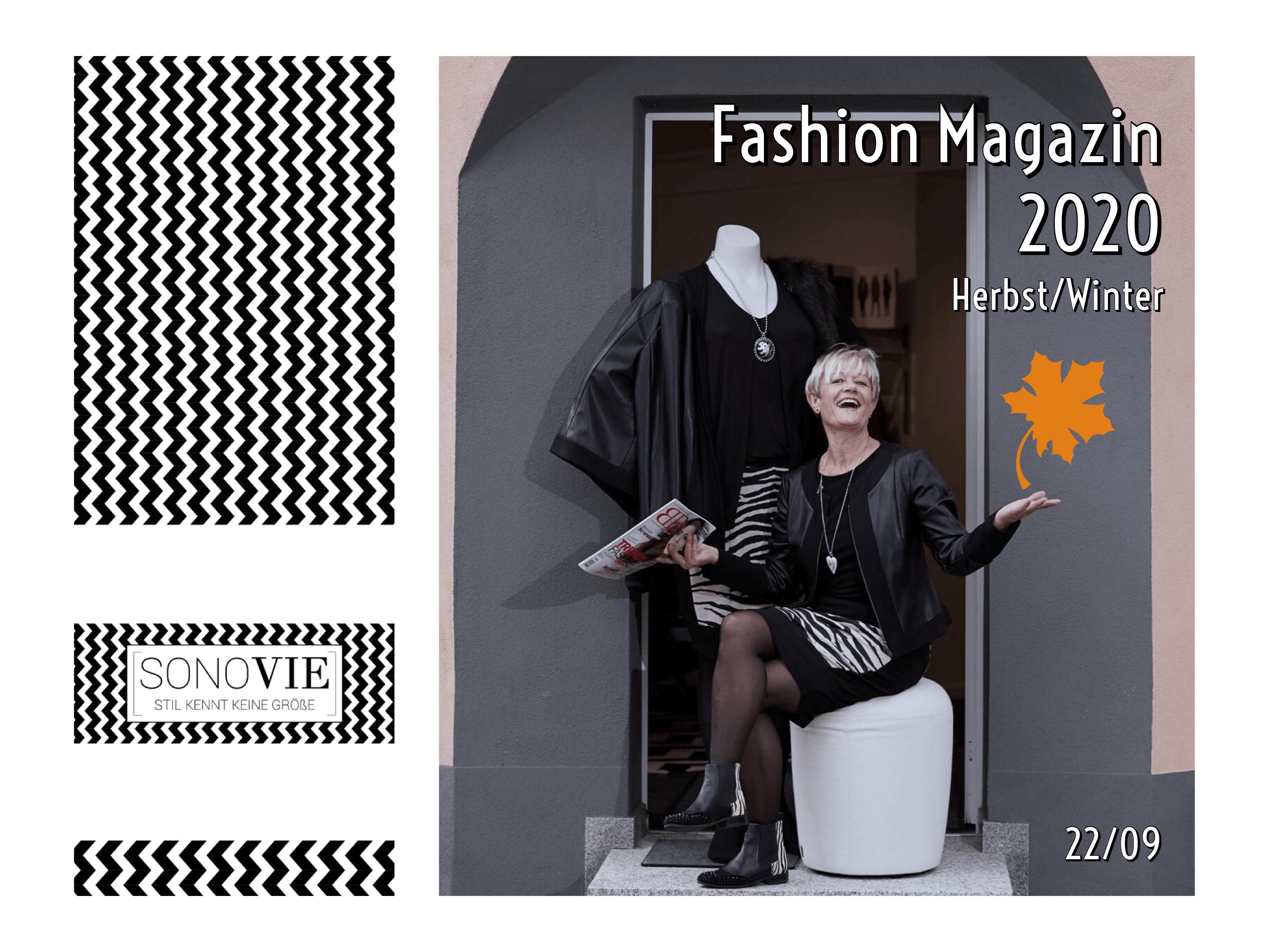 Fashion Magazin 2020 Herbst/Winter
